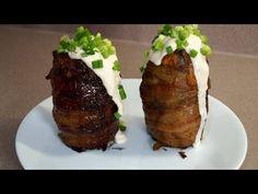 Learn How To Make A Delicious BBQ Volcano Potato