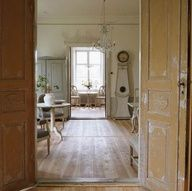rustic French country decorating. beautiful.