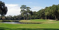 The Golf Club at Amelia Island at The Ritz-Carlton - Hole #4