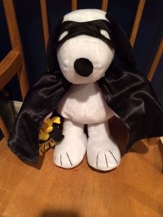 Snoopy Halloween Vampire Electronic Plush #Hallmark WITH WOODSTOCK!  FOR SALE ON EBAY.