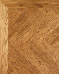 eiken houten vloer visgraat kersen