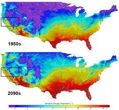 NASA Supercomputer Generates Closer Look at Future Climate Conditions in U.S. | NASA