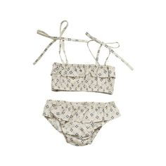 fifikoussout: Source ❤ liked on Polyvore featuring underwear, swimwear, lingerie and intimates