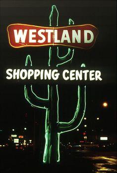 Westland Shopping Center, Richmond, VA, 1992