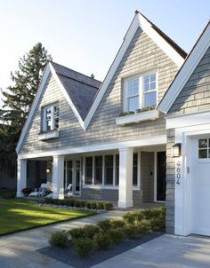 shake siding color