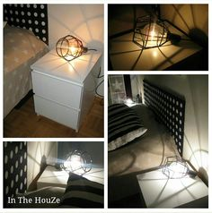 DIY lamp Table, Diy, Furniture, Home Decor, Decoration Home, Bricolage, Room Decor, Tables, Do It Yourself