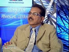 Lessons In Financial Literacy: In this show, Anil Chopra, Group CEO & Director of Bajaj Capital Ltd and Gaurav Mashruwala, a financial planner, share their v. Financial Planner, Financial Literacy, Portfolio Management