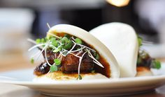 Oiistar Chicago - 1385 N Milwaukee St. (Wicker Park) ramen joint.  Chef Sunny Yim is Korean.  Oiistar = Cucumber