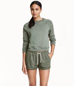 Sweatshorts | H&M created by #ShoppingIS