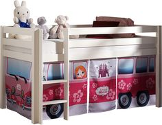 Hochbett, Vipack Furniture Jetzt bestellen unter: https://moebel.ladendirekt.de/kinderzimmer/betten/hochbetten/?uid=79f86ca8-39e1-5c01-a415-c708fb34f895&utm_source=pinterest&utm_medium=pin&utm_campaign=boards #kinderzimmer #hochbetten #betten