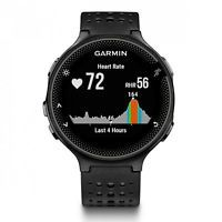 Garmin Forerunner 235 Smartwatch, Black