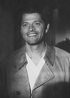 Crazy Cas. His smile is stunning.