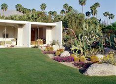 El icono mid-century de Palm Springs - Fusión natural   Galería de fotos 7 de 9   AD MX