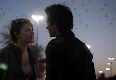 """""""Upstream Color""""  Synopsis: A young woman is drugged by a thief, and is drawn to another person who, like her, is fixated on the life-cycle of a microscopic creature. Or something..."""
