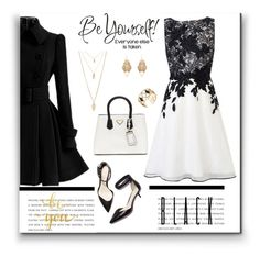 Black Beauty by laaudra-rasco on Polyvore featuring polyvore, fashion, style, Coast, Rebecca Minkoff, Charlotte Russe, Forever 21, 3.1 Phillip Lim and clothing