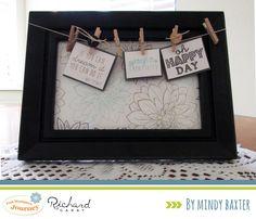 Fun Stampers Journey Inspiration Desk Frame