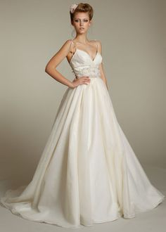 Second favorite ever.....Lazaro Bridal Gowns, Wedding Dresses: Style ...