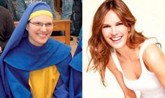 Supermodel and Actress Leaves Everything to become a Nun - Olalla Oliveros - Share! http://jceworld.blogspot.ca/2014/06/supermodel-and-actress-leaves.html