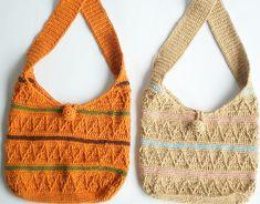 Shoulder Bag - PDF Pattern - Ravelry here: http://www.ravelry.com/patterns/library/210-43-shoulder-bag <3