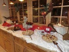 Antipasti Buffet im Dolcevita Hotel Preidlhof in Naturns http://www.preidlhof.it/