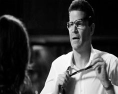 "emm-doubleyou: "" becauseyoulovemebb: """" Bones Season 11 Gag Reel (x) "" "" Bones Series, Bones Tv Show, Tv Series, Bones Booth And Brennan, Seeley Booth, Hand Bone, Temperance Brennan, David Boreanaz, Dont Call Me"