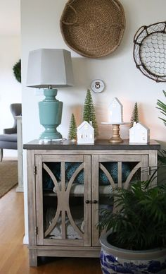 White holiday house collection - The Inspired Room