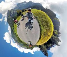 Fun with GoPro 360