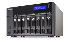 Prezzi e Sconti: #Qnap tvs-871-i3-4g nas chassis desktop 8 bay  ad Euro 1698.29 in #Qnap #Hi tech ed elettrodomestici