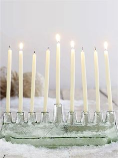 Light the Candles in Style: Most Beautiful Menorahs   iVillage.ca