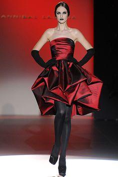 Hannibal Laguna - Runaway Mercedes Benz Fashion Week Madrid Fall-Winter 2013/2014