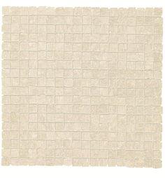 #MORE #Avorio #12x12 #meshmount #Polished #Rectified #5/8 #Mosaic