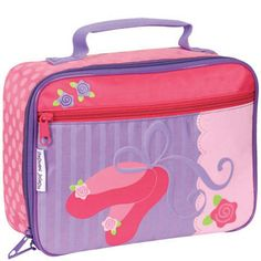 Whether to take to school, daycare, or in the car, this lunch box will let your little ones snack in style. A Little Bit Of This Ballet Lunch Box. Click the image to get more information about the product, including personalization, at our online store!