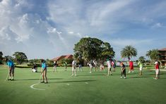 Get the kids acclimated with the game of golf with summer junior golf camp. Tennis Lessons For Kids, Tennis Camp, Golf Academy, Kids Golf, Beach Kids, Camping With Kids, Resort Spa, Vacation, Game