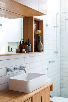 The Melbourne home of Emma and Damon Rickards, via thedesignfiles.net.  photo by Sean Fennessy.