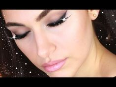 NYE Smoked-out  Elegant Wing  + Swarovski Crystal Lashes | RubyGolani