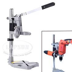 Bench Press Stand Clamp Base Frame for Electric Drills Power Tool Holder Machine in Home & Garden,Tools,Power Tools   eBay