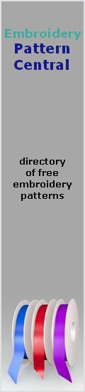directory of free embroidery patterns and every stitch imaginable.  I checked it out, and it was amazing.