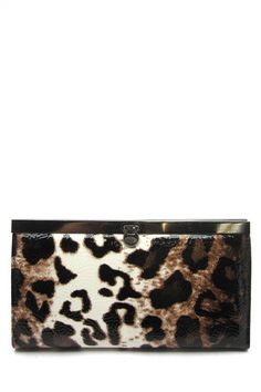 Tan Spotted Frame Wallet  #DiscountedPalace #Frame