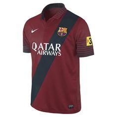 Fc Barcelona Second Kit By Nerea Palacios