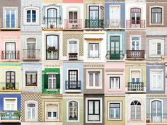 Sesimbra, Portugal: Windows Of The World by Andrè Vincente Gonçalves // via @honestlywtf