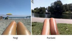 #nogi czy #parówki? #legs or #hot-dogs? http://hot-dog-legs.tumblr.com/ #funny #travel #photo #manufakturatravel wejdź na www.manufakturatravel.pl