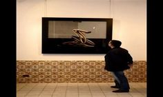Young virtual artist Dey Sofiane exhibits in Algiers