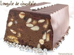 Lingote de Chocolate Thermomix