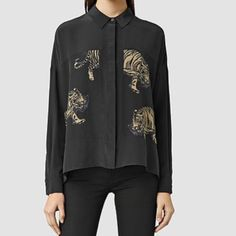 CLICK TO SHOP IT ➡️All Saints Shirts ⚡️ #allsaints #shirts https://www.theshopally.com/celinefloat/20160216/click-to-shop-it-all-saints-shirts-allsaints-shirt