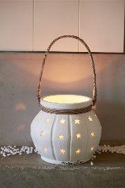 A Starry Night Pumpkin - Rivièra Maison - Windlicht