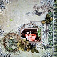 Laugh and Play **Fabscraps Retro Twist** - Such a Wonderful Mess