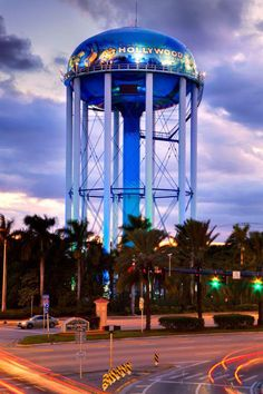 Artistic Water Towers