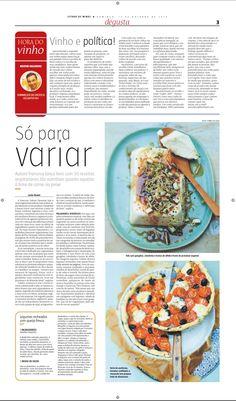 Título: Só para variar. Veículo: Estado de Minas. Data: 12/10/2014. Cliente: Editora Alaúde.