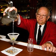 musso and franks - best martini in LA