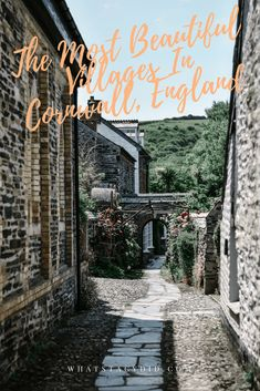 When it comes to Cornwall, it's unspoilt villages are where this English county really shines. Here is a guide to the most beautiful villages in Cornwall, which hopefully you will be adding to your list to explore! Europe Destinations, Europe Travel Tips, Europe Budget, Travel Uk, Holiday Destinations, Backpacking Europe, London Eye, Stonehenge, England